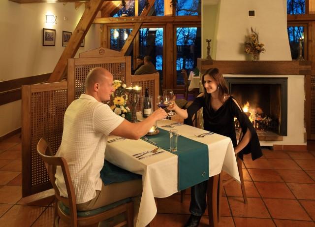 romantika Hluboká nad Vltavou