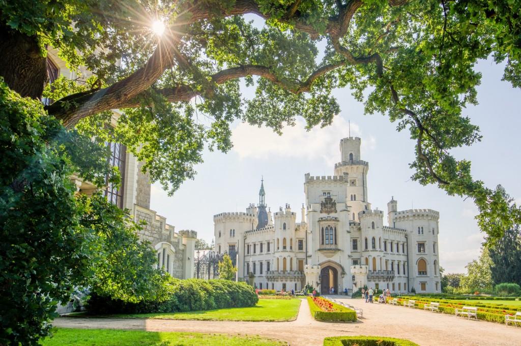 Ubytování Hluboká nad Vltavou